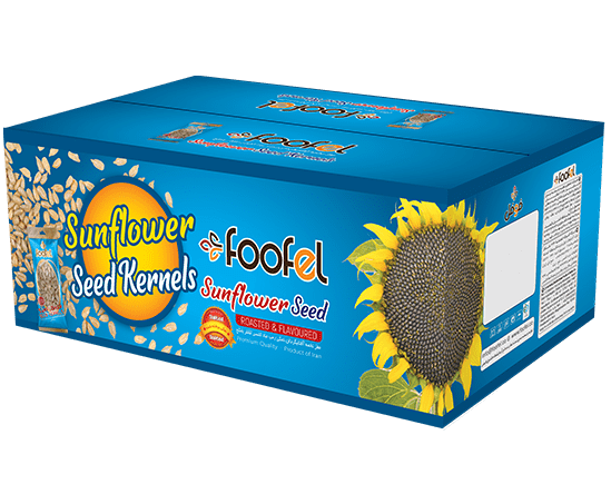 packaging sunflower seed